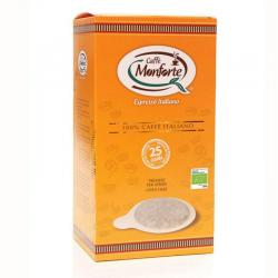 Cialde caffè Monforte BIO