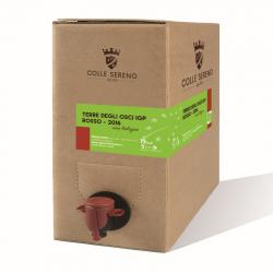 Bag in Box Vino Rosso BIO